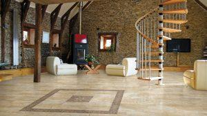 Плочице са текстуром дрвета у Вашем дому