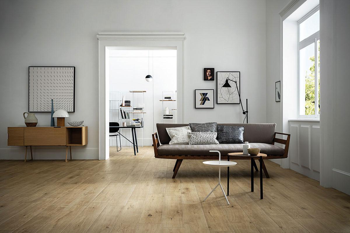 Плочице са текстуром дрвета у Вашем дому 4