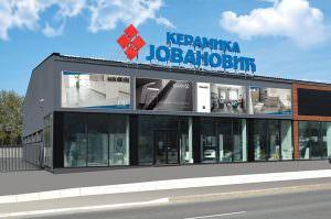 Otvaranje salona u Beogradu u Višnjičkoj ulici