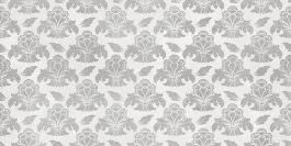 Cement Damask Light Gray 25×50