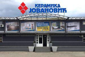 Отворен нови салон керамике у Зајечару