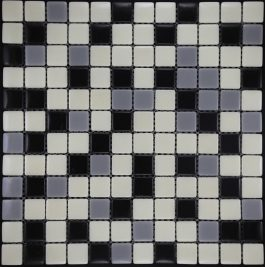 MOZAIK Diamond Shading White (R) 31×31