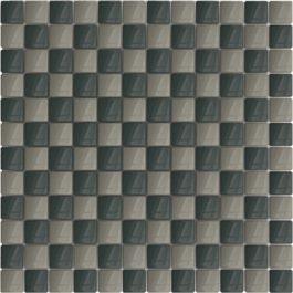 MOZAIK Hematite Mix 9 Dark (R) 31×31