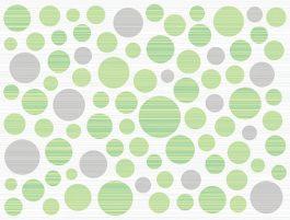 Inserto Ramona Pistacio Bubbles 25×33