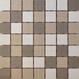 Mozaik Cordoba Beige-Greige-Havana 25×25