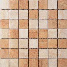 Mozaik Lorca Beige-Brown 25×25