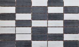 Mozaik Pino White-Gray 25×40