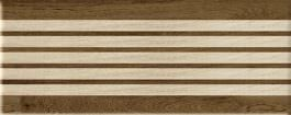 Inserto Lucia Strips Brown 20×50