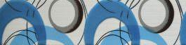 Listela Ramona Blue 6×25
