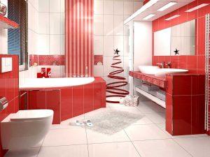 Новогодишње украшавање купатила