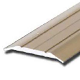 Prelazna T-lajsna 25mm srebro mat