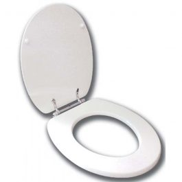 WC daska osovinska Ema bela
