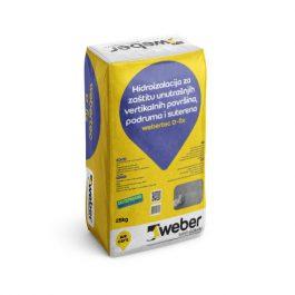 Weber Tec D-Fix 25kg