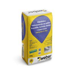 Weber Tec D-Flex 20kg