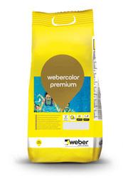 Weber Color Premium Fug Masa 5kg