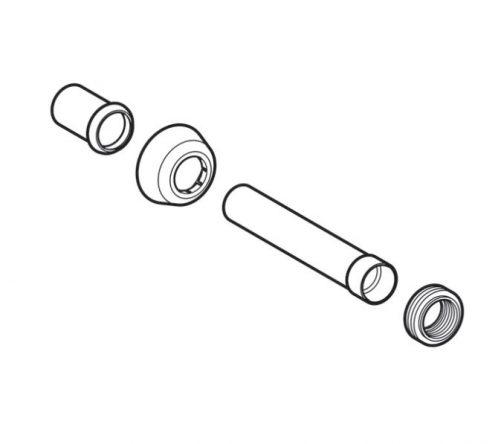 Kombifix PrikljuČna Izlivna Cev 2