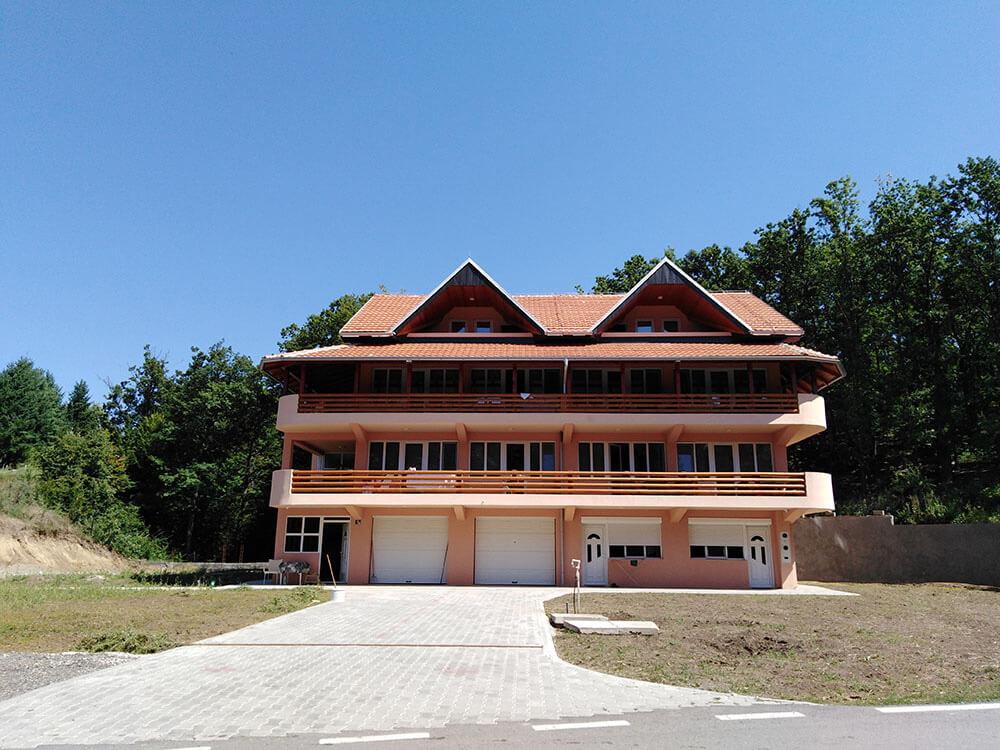 Apartmani Borsko Jezero 1