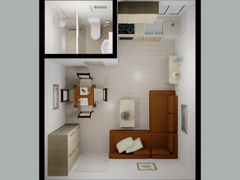 Apartman 3 112