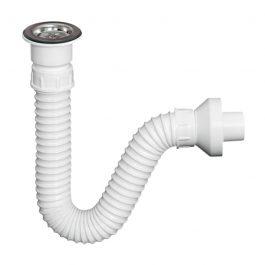 Fleksibilni sifon umivaonika jednodelni