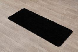 Tendance prostirka mikrofiber 50×120, crna